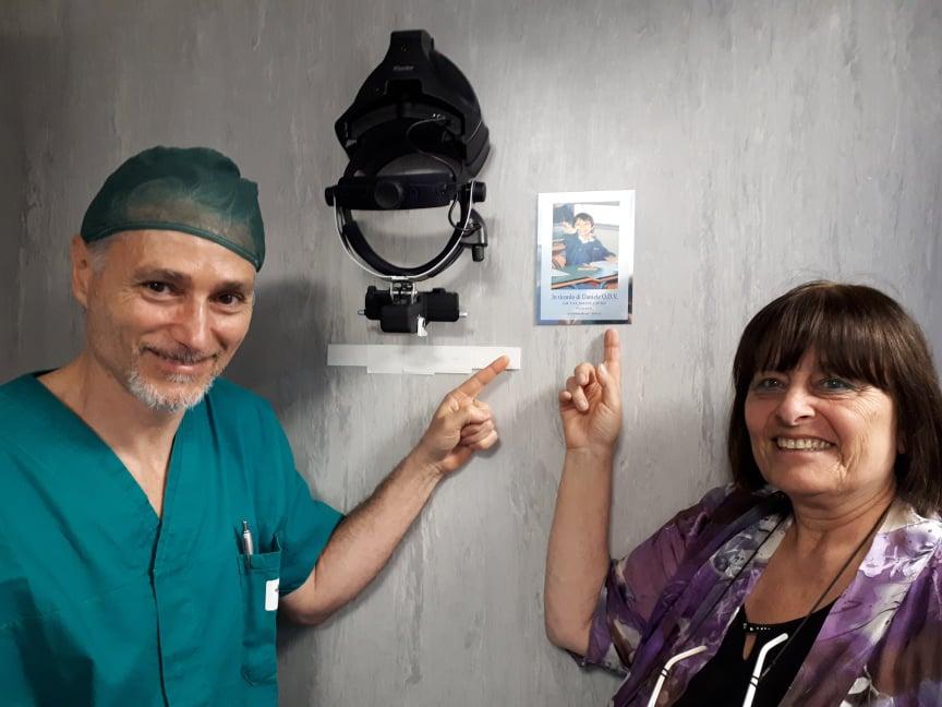 Sepe, Antonietta, oftalmoscopio senza fili 2